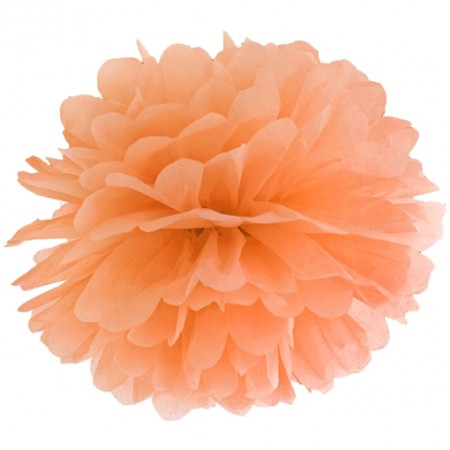 Pompom-Apricot