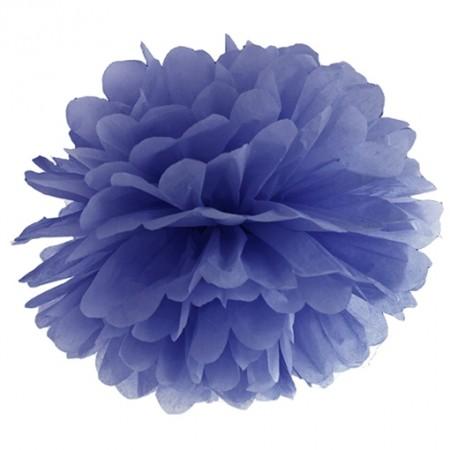 Pompom-Marineblau