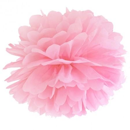Pompom-Rose