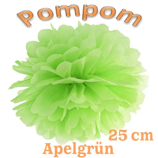 Pompom Apfelgrün