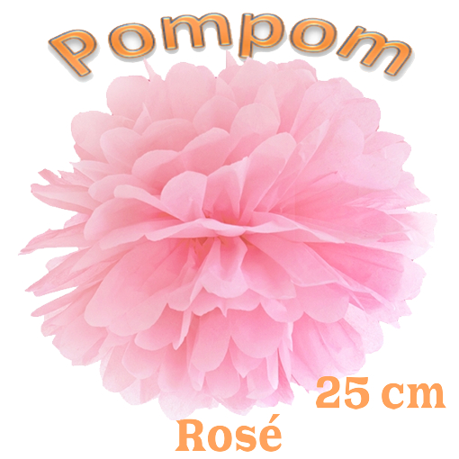 Pompom Rosee
